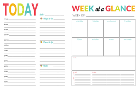 daily planning calendar 2016 17 school year planner daily calendar template daily