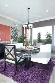 purple dining room ideas modern with area rug stock paint decor idea