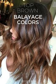 44 Balayage Hair Ideas In Brown