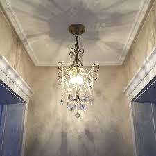 vintage kitchen lighting fixtures. Vintage Kitchen Lamp Chandelier LED Corridor Coffee Shop Indoor Lighting Fixtures Passway Hanging Light Mini Crystal F