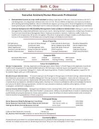 Business Administration Resume Samples human resources benefits administration resume samples Tolg 72