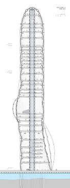 architectural drawings of skyscrapers. Brilliant Skyscrapers Inflation Tower U2013 A Pneumatic Skyscraper For Abu Dhabi  Becky Lam  EVolo   Architecture Intended Architectural Drawings Of Skyscrapers D