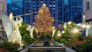 New York Christmas Wallpapers ...