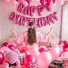 Very easy balloon decoration ideas | balloon decoration ideas for any occasion at home. Balloons Decorations For Birthday Party Anniversary At Home Ferns N Petals