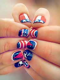 women style American Nail Art collection