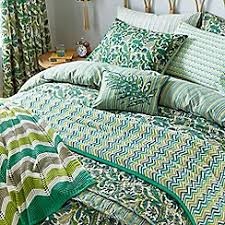 blue and green bedding. Interesting And Helena Springfield  Bright Green Polyester And Cotton U0027Jacarandau0027 Bedding  Set In Blue And Green Bedding