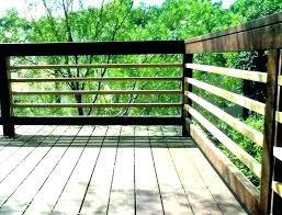 porch railing ideas horizontal porch railing horizontal porch railing designs alternating outdoor wood stair railing ideas
