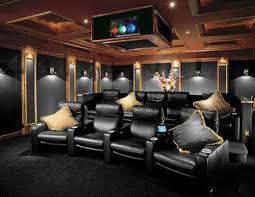 modern theater room decor ideas