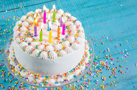 3840x2540 Birthday Cake 4k Hd Background Wallpaper Free Download