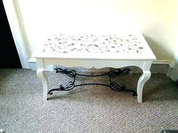 coffee table white mosaic outdoor side table mosaic outdoor side table mosaic outdoor round coffee table
