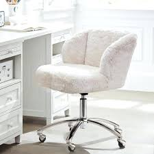 faux fur desk chair polar bear faux fur chair faux fur desk chair white