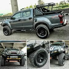 Isuzu D max modified | Off-Roader | Pickup trucks, Suv trucks, Suv cars