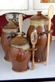 exquisite unique rustic kitchen canister set best 25