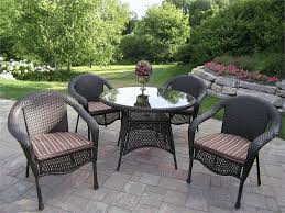 Lovely Resin Wicker Patio Furniture Stunning Outdoor Home