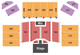 Hard Rock Etess Arena Seating Chart Mark G Etess Arena At Hard Rock Hotel Casino Tickets In