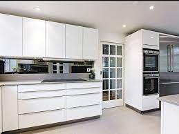 Kitchen Cabinets High Gloss White Modern Kitchen Cabinets
