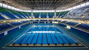 olympic swimming pool lanes. Delighful Swimming Olympic Pool May Have A Design Flaw Giving Higher Lanes An Advantage   Geekcom For Swimming Pool Lanes C