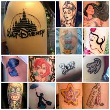 Tatuaggi Disney Foto 1 Di 40 10elol