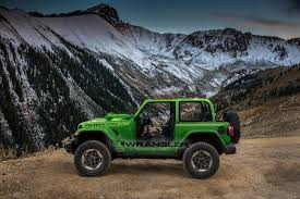 2011 Jeep Wrangler Color Chart New 2018 Jeep Wrangler Color Options