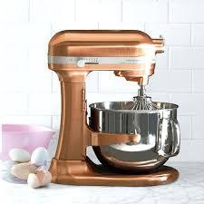 gold kitchenaid mixer shimmer