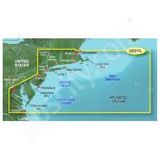 G2 Vision Chart Microsd Card Bluechart G2 Vision Hd United States For Boston Atlantic City Vus511l