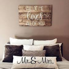 wall art wooden signs