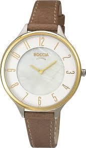 Наручные <b>часы Boccia</b> Titanium <b>3240-02</b> — купить в интернет ...