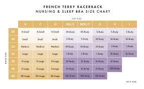 Kindred Bravely 2pack French Terry Racerback Nursing Sleep Bra For Maternity Breastfeeding
