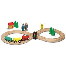 wilko wooden train set image