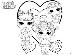 Doll Coloring Pages Girl Sheets My Little Pony Home Improvement B