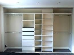 Built In Cabinet For Bedroom Custom Built Bedroom Cabinets Custom