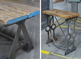 industrial furniture table. Industrial Furniture Legs And Bases By Industriale, Perth Table