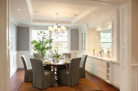 dining room storage. traditional dining room by arch studio, inc. storage