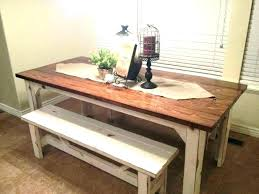 table benches kitchen tables with benches kitchen table bench kitchen table benches full size of rustic