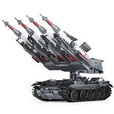 <b>Конструктор XingBao Ракетная</b> установка SA-3 GOA (1753 ...