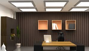 lighting in an office. office lighting in an e