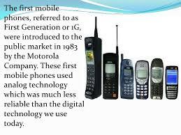 presentation on mobile phones 5