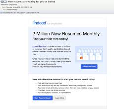 Resume Search Best INDEED Has KILLED Privacy RecruitingBlogs