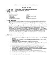 Template Endearing Hospital Food Service Resume Samples About 100