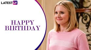 Kristen Bell's Birthday Special: If you're a fan of the series, 11 ...