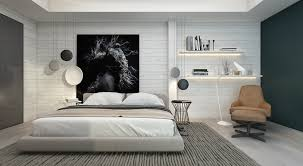 ... Astonishing Ideas Accent Wall Decor Bedroom Simple Cool Breathtaking ...