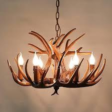 antler chandeliers best cast deer
