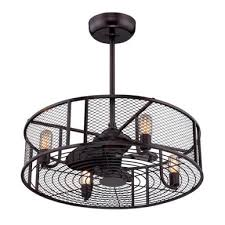 aged bronze drum cage chandelier ceiling fan shades of light throughout ceiling fan drum light