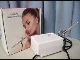 airbrush makeup system 12 volt review
