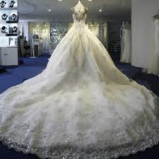 discount bling big wedding dress 2017 bling big wedding dress on