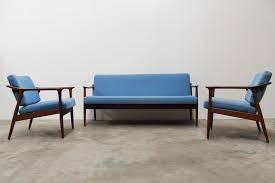 Mid Century Living Room Set Mid Century Danish Living Room Set By Torbjarn Afdal For Sandvik