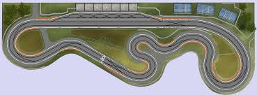 race of champions layout routed digital circuit