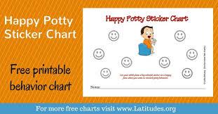 Behavior Modification Charts For Parents Free Printable Behavior Charts For Home School Acn Latitudes