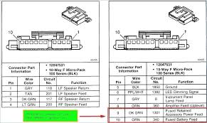 chevy silverado speaker wiring diagram wire center \u2022 chevrolet radio wire colors at Chevy Radio Wire Colors