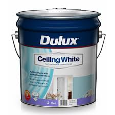 ceiling white paintDulux 15L Ceiling White Paint  Bunnings Warehouse
